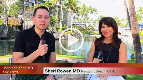 screenshot Dr. Rowen interview HI EYE 2016